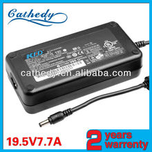 ABLEGRID Trademarked 19.5V 7.7A 150W AC Adapter For Asus ADP 150NB D Laptop power adapter charger wire power wire