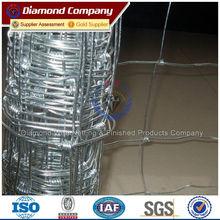 Hot-dip galvanized high tensile best farm fencing/deer x fencing