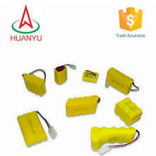 High quality 3.6V AA 600mah rechargeable battey ni-cd battery pack