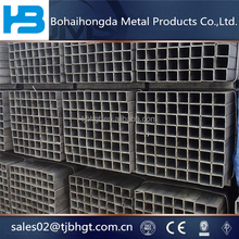 China supplier welded tube 666/rectangular tubes for Factory prices