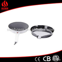non-stick coating die casting aluminium dragon cake pan with oem design accepted