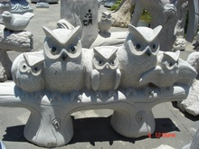 China Natural Granite Stone Sculpture
