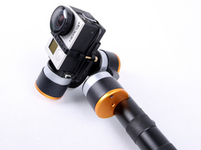 handheld 3 axis brushless gimbal of action camera accessories