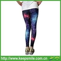 Custom Made Sublimation Legging with Customized Artworks