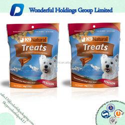 2015 custom printing dog/cat/pet food packaging bags 10kg