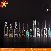 1/1.5/3ml AS syringe bottle cosmetic packaging