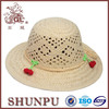High quality paper hats for kids infant and kids summer beach hat