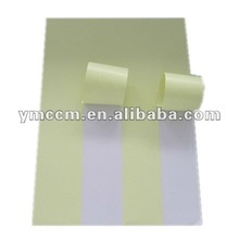 water based YMC mirror coated self adhesive sticker paper