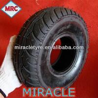 Wholesale rubber reliable quality hot sale multi functional run flat wheelbarrow tires 4.10 3.50-4 4pr
