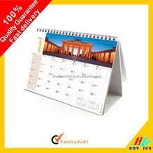 Excellent promotion table calendar