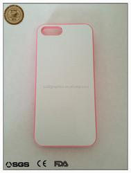 DIY 2D Sublimation Heat Press PC Cover Case/PC Mobile Phone Case