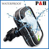 Quick Release Motorcycle Bike Mount + Waterproof Case for Tom Tom One GPS Satnav