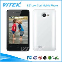 Ali baba Mini 3.5 Inch 3G Android Low Cost Touch Screen Mobile Phone