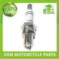 125cc genuine motocicleta spark plug ajustes para honda, loncin, lifan, zongshen cg125