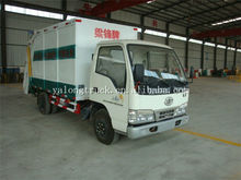 HOWO Garbage Truck 6x4/hydraulic system for garbage truck
