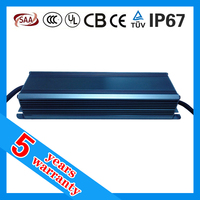 5 years warranty 30W 60W 70W 80W 90W 100W 120W 150W 160W 180W 200W 240W 250W 300W 350W 400W IP67 power supply for LED