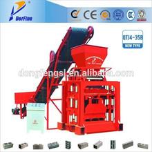 QTJ4-35 sand & cement brick machine