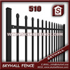 CE Certifcated High Quality Metal Picket Fence(20 years factory)