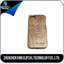 Cell phone case natural wood case for iphone 5, for iphone 5 case wood ,for iphone case 5 wood