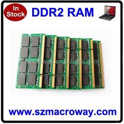 Bulk stock 256mb*8 cheap ddr2 ram 4gb with ETT chips