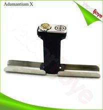 Dual 18650 mechanical box mod Adamantium X box 1:1 clone