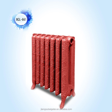arts and crafts cast iron water heater traditional radiators,classic red