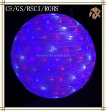 taizhou acrylic christmas light bulbs