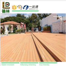 2015 new technology outdoor timber floor form poland wholesale