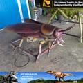 Mi dino- lifesize robótica spray equipo de insectos cucarachas