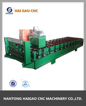 HGYX25-210-840B Double Layer CNC Color steel roll forming machine
