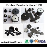 rubber to metal/rubber bonded metal auto rubber parts