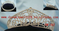 crystal peageant full head crown