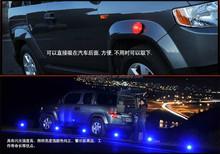 colorful supoer bright flash Car LED warning lights/traffic light/beacon light