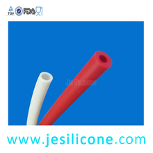 Colorful silicone rubber tubes Medical hose manufacture