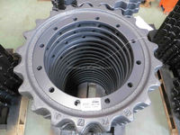 High Quality excavator jcb wheel rim Warranty 2000Hours