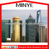 Structural glass curtain walls/glass curtain wall/aluminum extrusion curtain wall profile