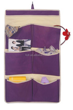 best price Hanging closet Pocket, Storage Organizer wall bag, high quality non-woven pocket
