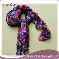 korean fashion shawls and scarfs girls fans