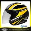 DOT FUSHI open face cheap motorcycle helmet