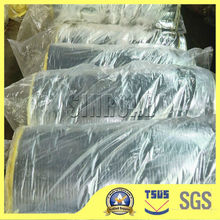ASTM certificate glass wool roll with aluminium foil