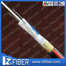 China wholesale Span 250 amored adss cable price with 96 core