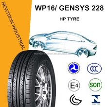 14inch new 205/70R14 radial HP car tyre, car tyre