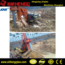 New product , Hydraulic CFA long Spiral drilling rig pilling rig with Lowest Price