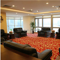 high quality wilton used hotel wall to wall carpet
