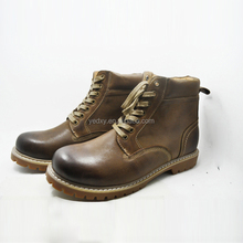 china men's leather cheap army military boots wholesale prices