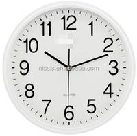 Logo Promotional Customized Wall Clock ,Round Wall Clock Cheap Wall Clock