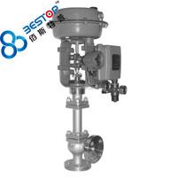 ASME B16.104 pneumatic double seats control valve