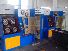 fine wire drawing machine with online annealer/cable equipments