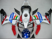 Motorcycle fairing kit