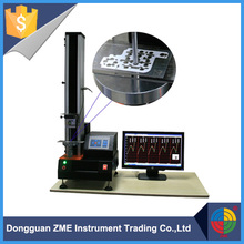 High performance factory direct button snap pull test mac manufacturer
